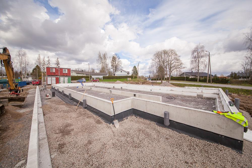 As Oy Mäntsälän Henrika keittiö